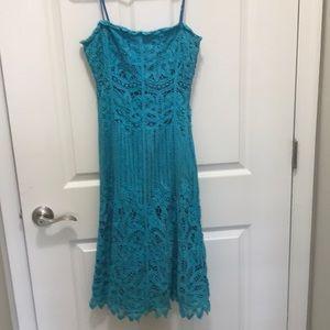 Aqua Lave Betsey Johnson Dress